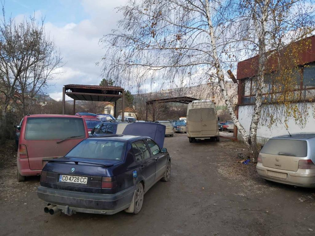 Ситибул  industrial property in Dragoman, N/A