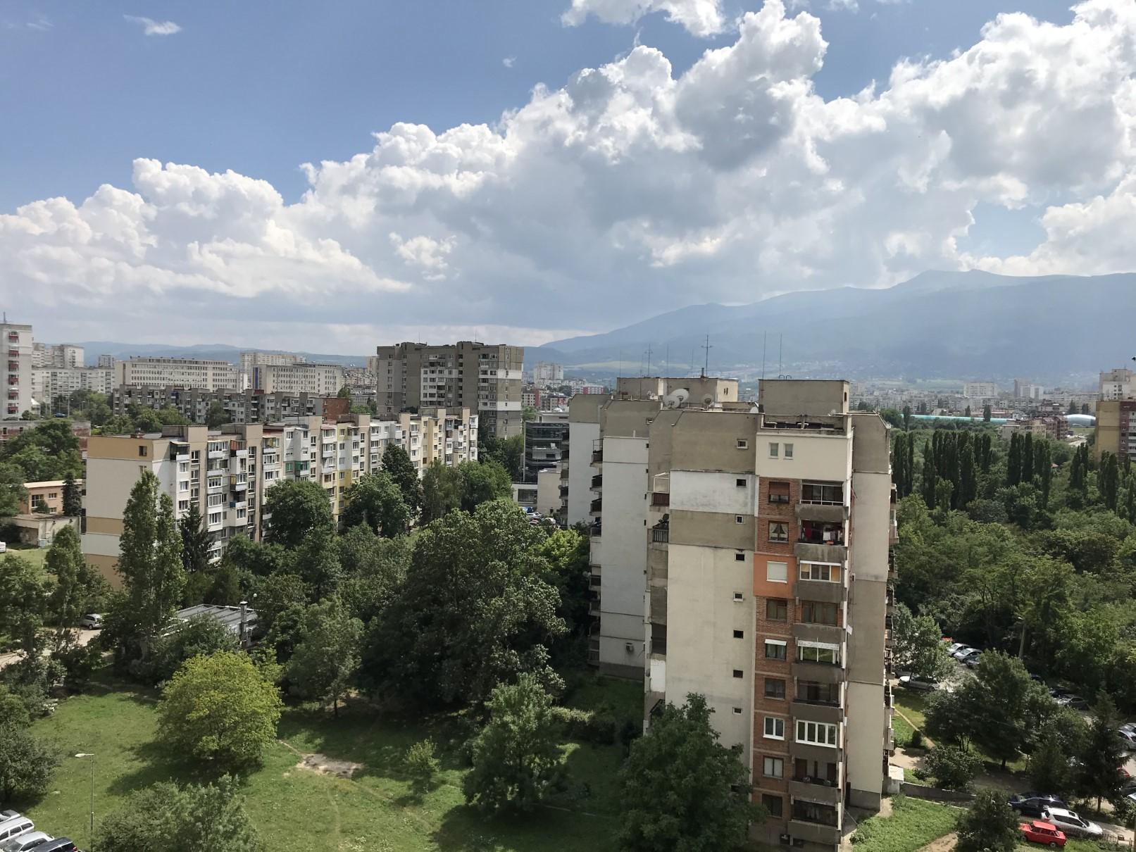Ситибул For sale large apart in Sofia, Mladost 1