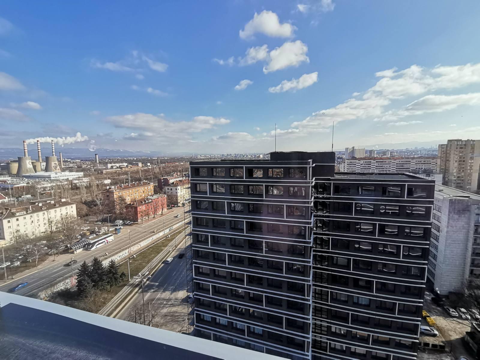 Ситибул Продава двустаен в София, Банишора