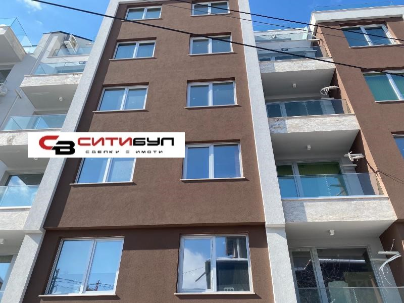 Ситибул For sale 1-bedroom in Sofia, Geo Milev