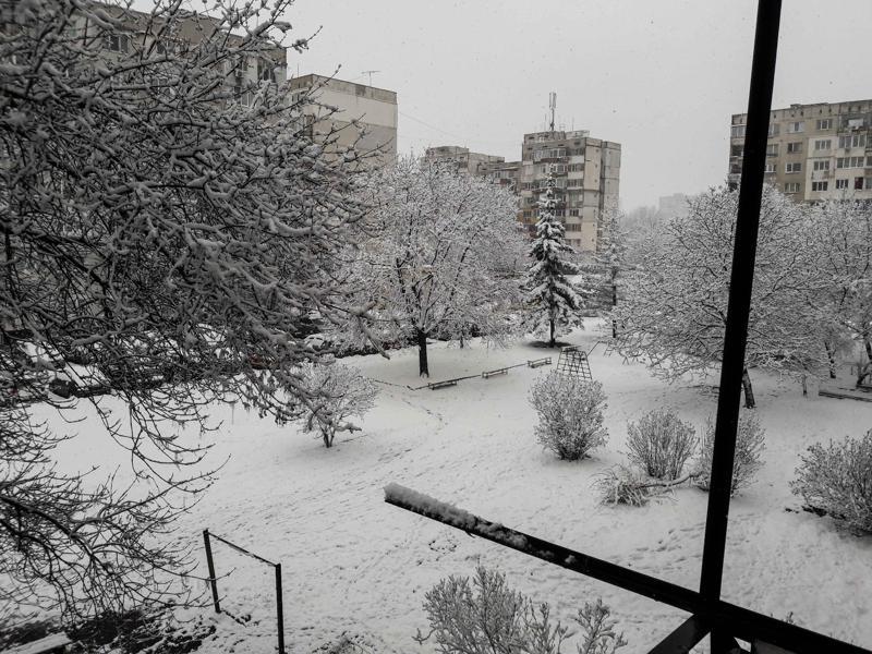 Ситибул Дава под наем двустаен в София, Люлин 7